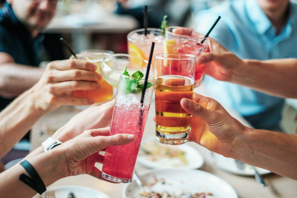 August $5 Drink Specials